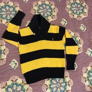 Polo by Ralph Lauren Rugby Sweater, Size 5